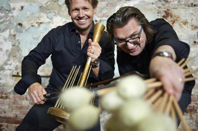 Rhythm Art Duo 2 - foto Per Buhre
