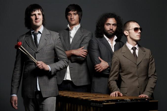 Chizhik-Jazz-Quartet